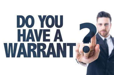 Do you have a warrant? Get free warrant checks at Bob Barry Bail Bonds